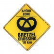 Magnet Bretzel Crossing