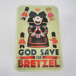 Boite à sucre - God save Bretzel