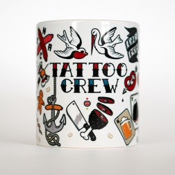 Mug Tatoo Bretzel