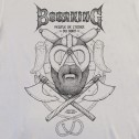 T-shirt homme Beerking - blanc