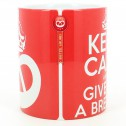 Mug Keep Calm Bretzel